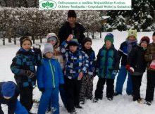 Obóz zimowy w Brennie