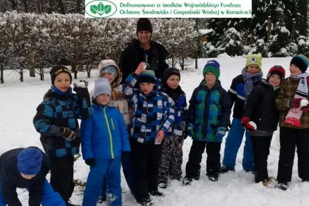 Zimowisko w Czernichowie