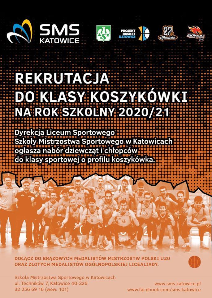 SMS Katowice – liceum